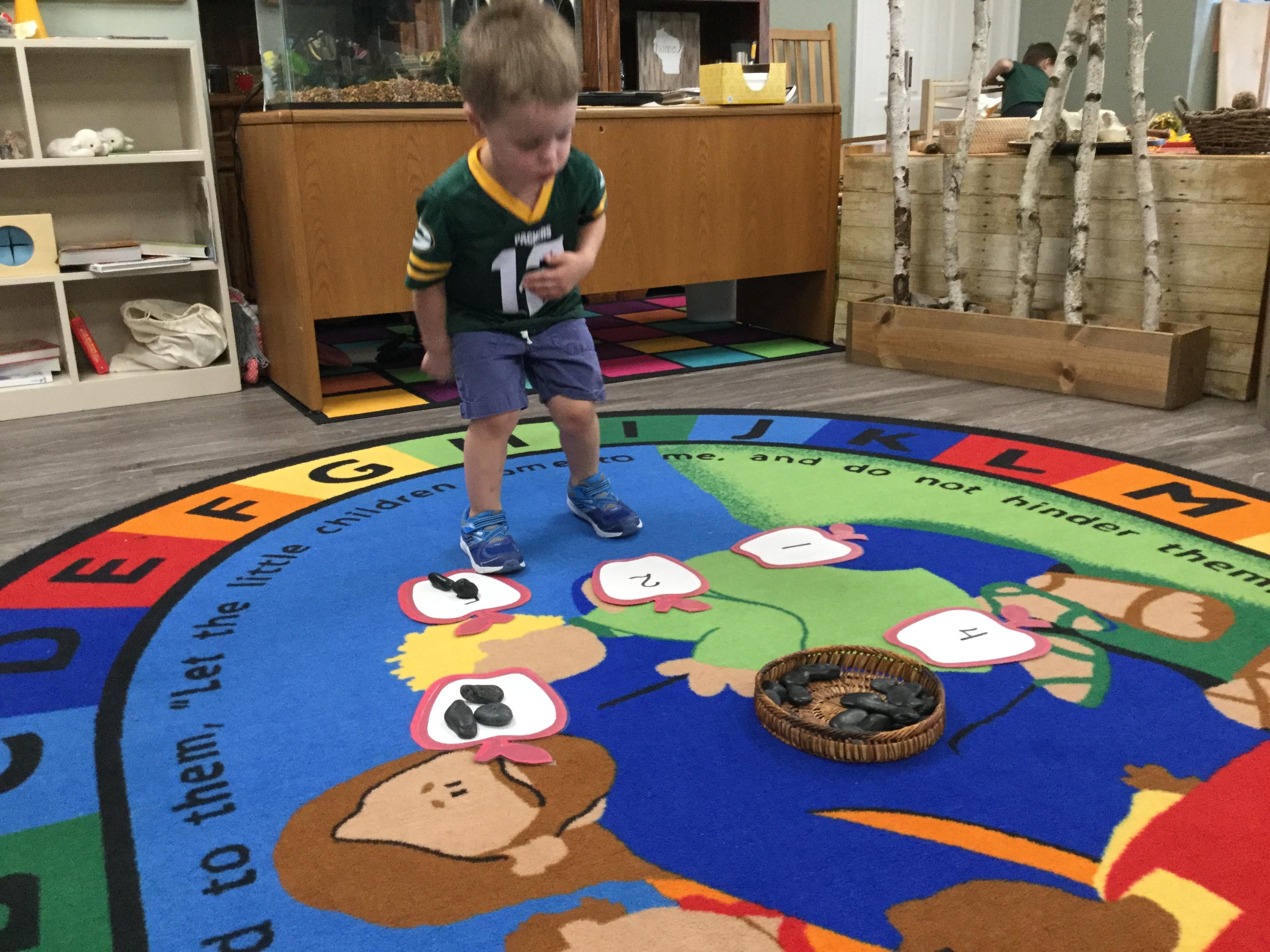 Preschool | The Shepherd\'s Kids